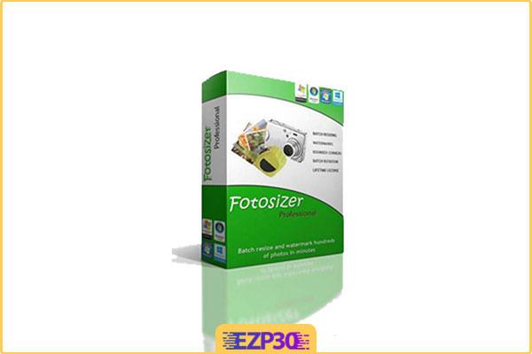 دانلود نرم افزار FotoSizer Pro برنامه تغییر سایز تصاویر