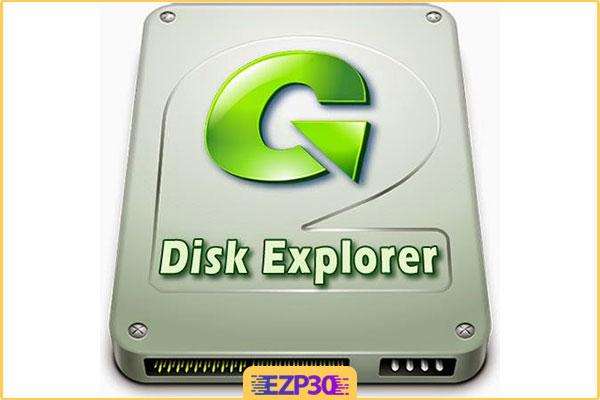 دانلود Glary Disk Explorer نرم افزار بررسی اطلاعات هارد دیسک