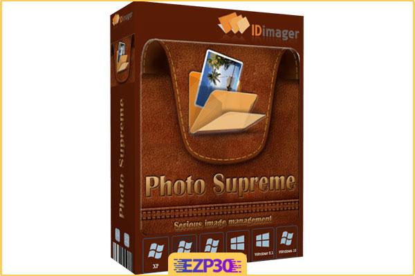 دانلود IDimager Photo Supreme نرم افزار مدیریت و دسته بندی تصاویر