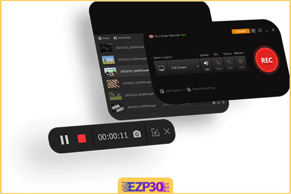 دانلود IObit Screen Recorder