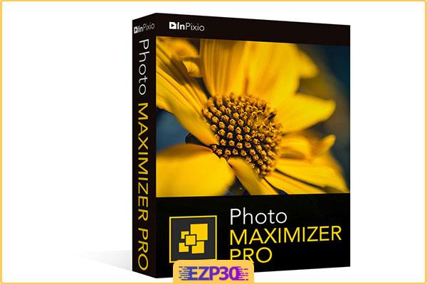 دانلود InPixio Photo Maximizer Pro نرم افزار افزایش سایز تصاویر