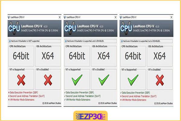 دانلود LeoMoon CPU-V