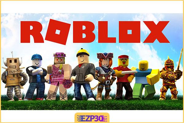 دانلود بازی روبلاکس مجموعه بازی های آنلاین ROBLOX