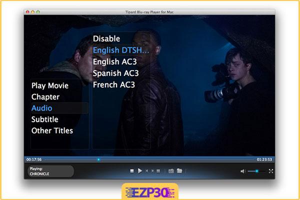 دانلود Tipard Blu-ray Player