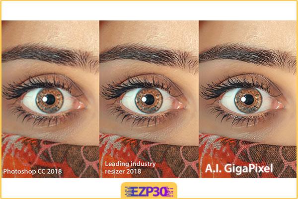 دانلود Topaz Gigapixel AI