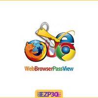 دانلود نرم افزار WebBrowserPassView بازیابی پسورد های ذخیره شده