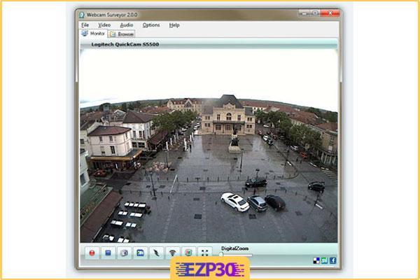 دانلود برنامه Webcam Surveyor
