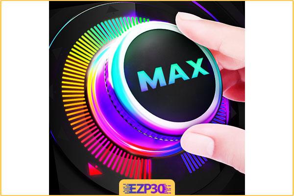 دانلود برنامه max volume booster نرم افزار تقویت کننده حجم صدا