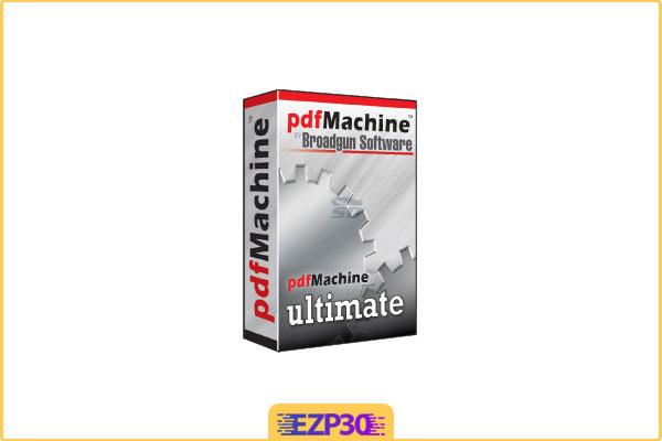 دانلود برنامه pdfMachine Ultimate KVL ساخت و مدیریت PDF