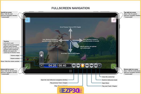 دانلود Zoom Player MAX