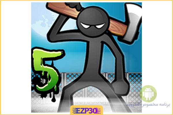 دانلود Anger of Stick 5 بازی خشم آدمک 5 برای اندروید