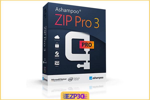 دانلود Ashampoo ZIP Pro نرم افزار مدیریت فایل های فشرده