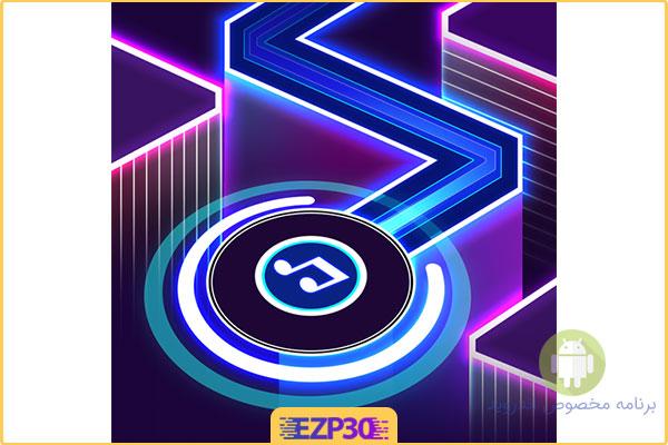 دانلود Dancing Ballz: Music Line بازی موزیکال برای اندروید