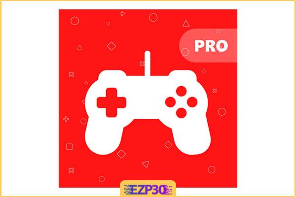 دانلود Game Booster Pro نرم افزار افزایش سرعت اجرا بازی برای اندروید