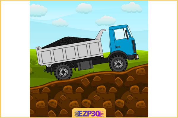 دانلود برنامه Mini Trucker بازی رانندگان کوچک برای اندروید