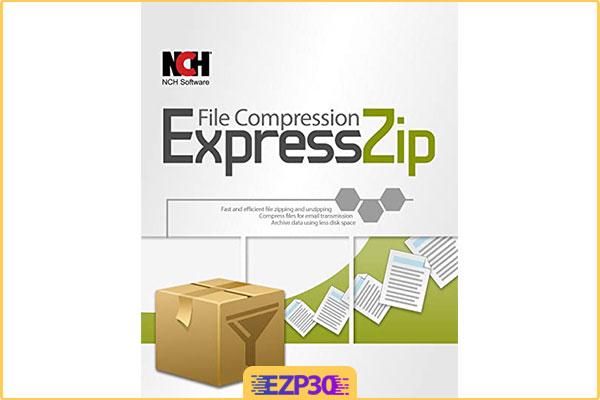 دانلود NCH Express Zip Plus نرم افزار مدیریت فایل فشرده