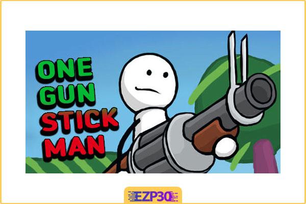 دانلود بازی One Gun: Stickman