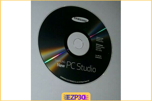 دانلود برنامه Samsung PC Studio نرم افزار مدیریت گوشی سامسونگ