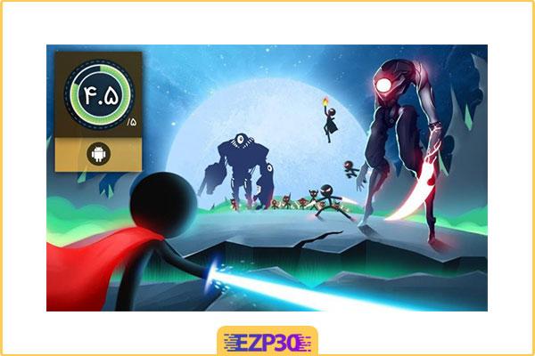 دانلود بازی Stickman Ghost 2: Galaxy Wars