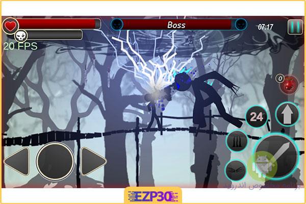 دانلود بازی Stickman Reaper آدمک دروگر