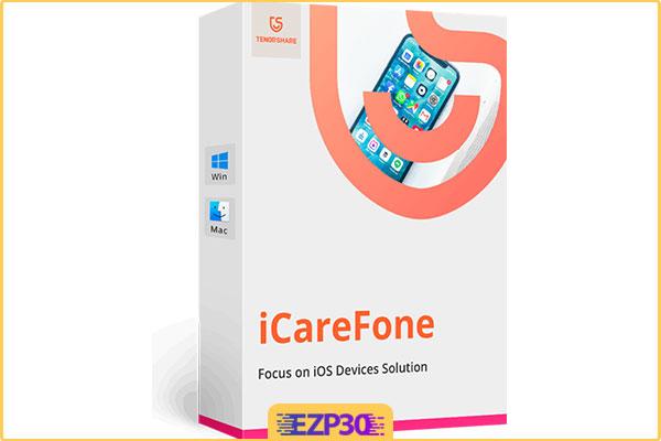 دانلود نرم افزار Tenorshare iCareFone مدیریت دستگاه IOS