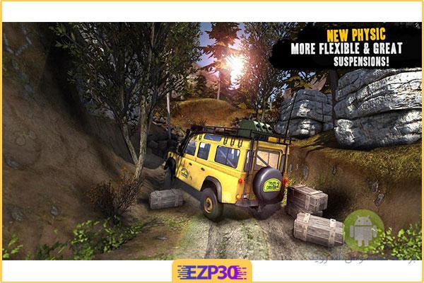دانلود بازی Truck Evolution : Offroad 2