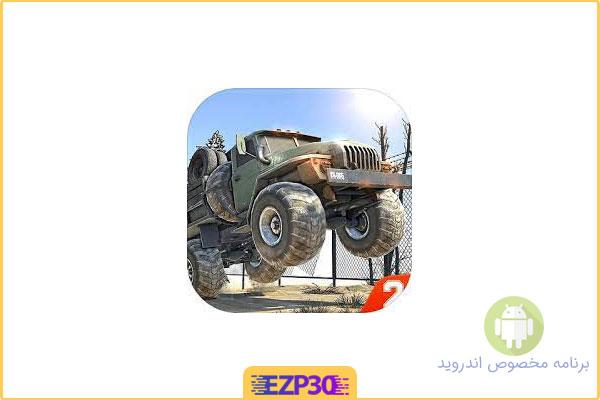 دانلود بازی Truck Evolution : Offroad 2 آفرود کامیون برای اندروید