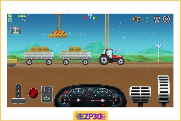 دانلود بازی Trucker Real Wheels