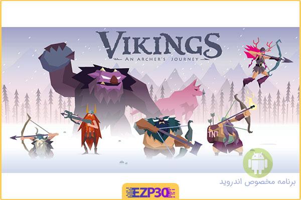 دانلود Vikings: an Archer's Journey بازی وایکینگ ها