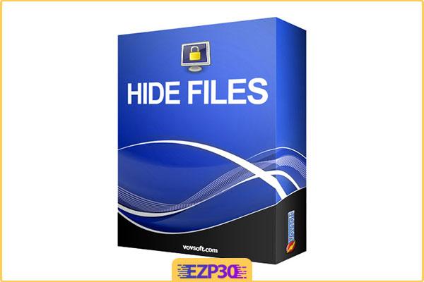 دانلود VovSoft Hide Files نرم افزار قفل گذاری فایل و پوشه شخصی