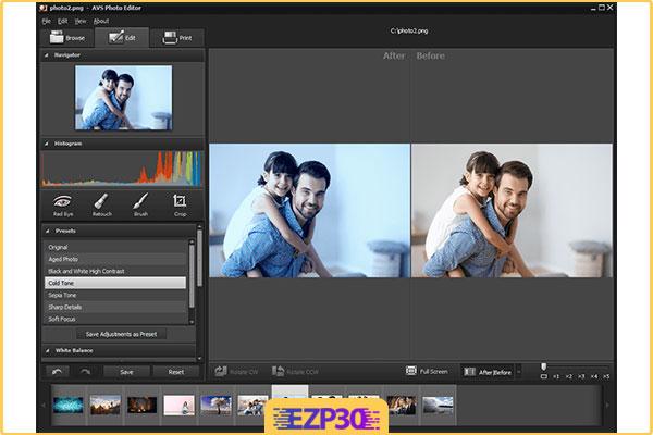 دانلود نرم افزار AVS Photo Editor