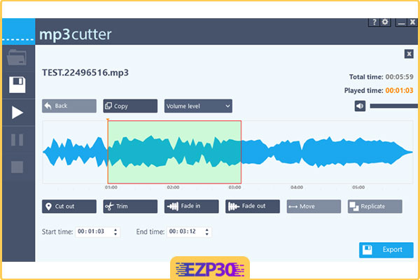 دانلود Abelssoft mp3 cutter Pro