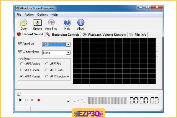 دانلود Absolute Sound Recorder