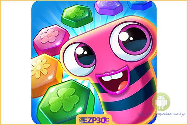 دانلود بازی Bee Brilliant Blast انفجار زنبور عسل برای اندروید