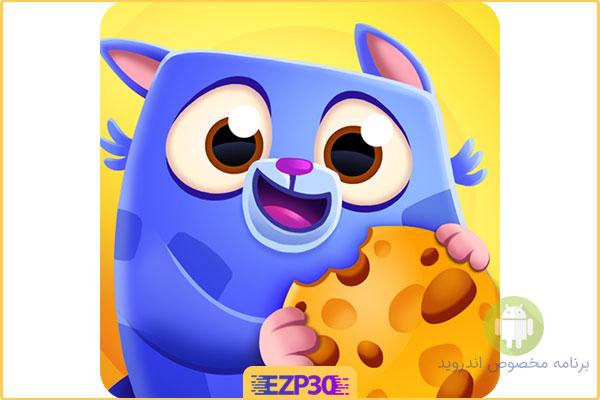 دانلود بازی Cookie Cats گربه های آشپز برای اندروید
