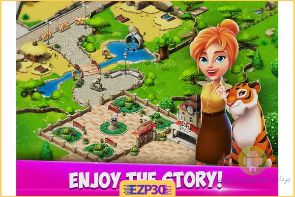 دانلود بازی Family Zoo: The Story