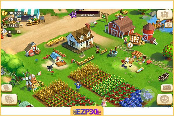 دانلود بازی FarmVille 2: Country Escape