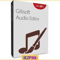 دانلود GiliSoft Audio Editor نرم افزار ویرایش فایل صوتی برای کامپیوتر