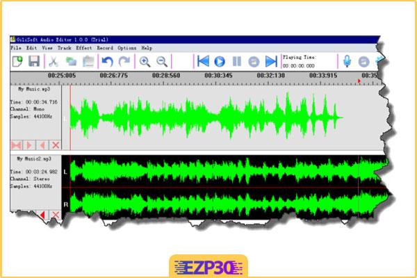 دانلود GiliSoft Audio Editor