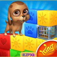 دانلود بازی Pet Rescue Saga نجات حیوانات خانگی برای اندروید
