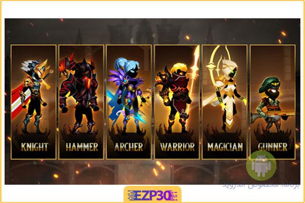دانلود بازی Stickman Legends