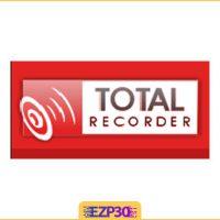 دانلود Total Recorder Editor Pro نرم افزار ضبط و ویرایش فایل صوتی