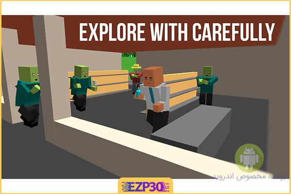 دانلود بازی WithstandZ مقاومت در برابر زامبی ها برای اندروید