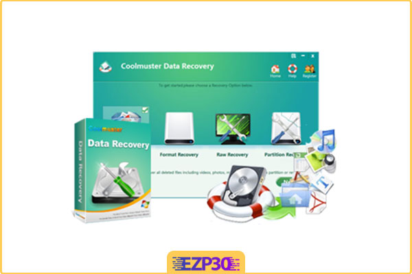 دانلود نرم افزار Coolmuster Data Recovery