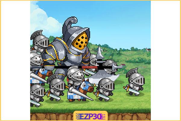 دانلود بازی Kingdom Wars جنگهای امپراطوری برای اندروید