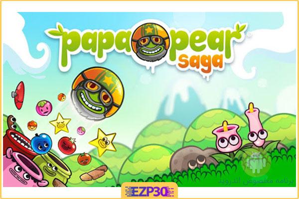 دانلود بازی Papa Pear Saga