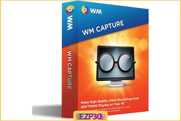 دانلود نرم افزار WM Capture ضبط ویدیو های آنلاین برای کامپیوتر
