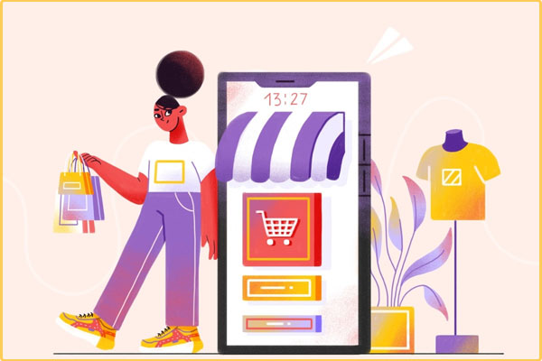 یک فروشگاه اینترنتی شامل چه قسمت هایی می شود