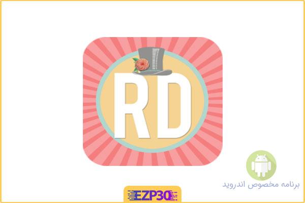دانلود برنامه Rhonna Designs طراحی و ویرایشگر عکس برای اندروید